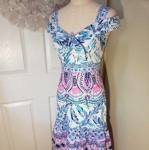 NWT Lilly Pulitzer Iva Midi dress